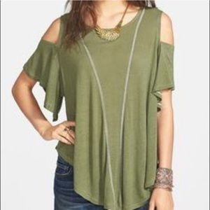 FREE PEOPLE / WE THE FREE T-SHIRT XS